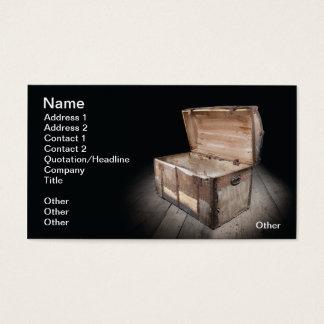 Pandora's Box Business Card