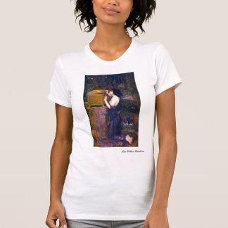 Pandora's Box by Waterhouse Romance Fantasy Tshirt