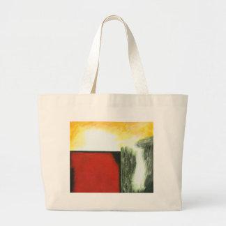Pandora's Box From Original Painting Jumbo Tote Bag