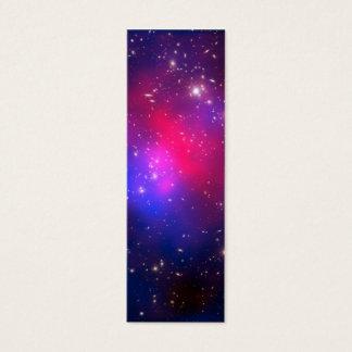 Pandora's Cluster - Abell 2744 Galaxies Mini Business Card