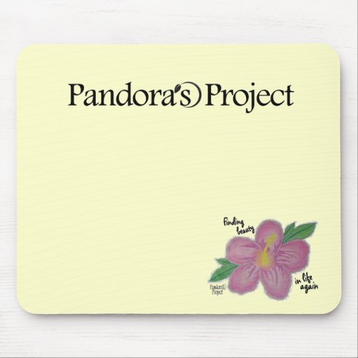 Pandora's Project Mouse Pad