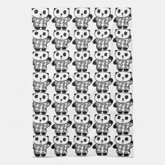 Pandy the Panda Tea Towel