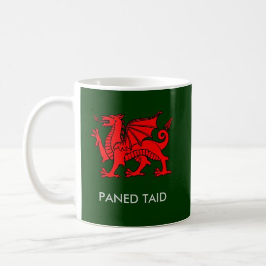Paned Taid - Grandad's Cuppa in Welsh Coffee