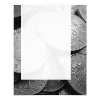 Panel 016 - Money 11.5 Cm X 14 Cm Flyer