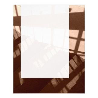 Panel 018 - Steps 11.5 Cm X 14 Cm Flyer