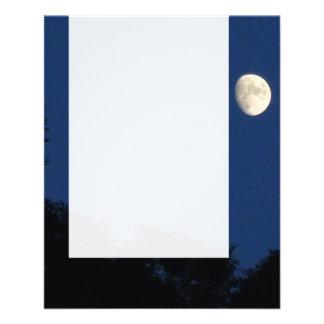 Panel 025 - Moon 11.5 Cm X 14 Cm Flyer