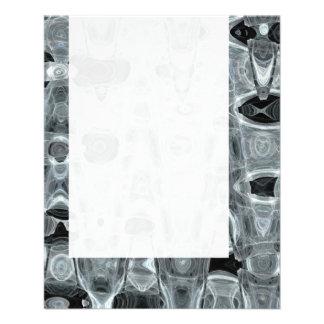 Panel 078 - Ice Wave II 11.5 Cm X 14 Cm Flyer