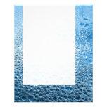 Panel 089 - Blue Water Flyer Design