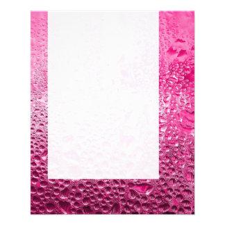 Panel 090 - Steamy Pink 11.5 Cm X 14 Cm Flyer