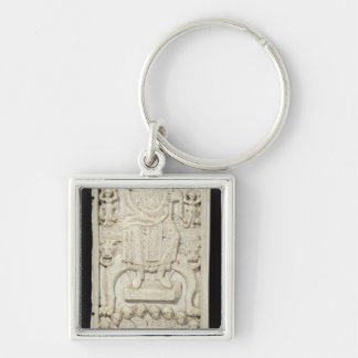 Panel from the Diptych of Consul Areobindus Key Ring