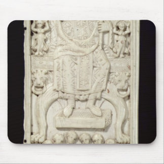 Panel from the Diptych of Consul Areobindus Mouse Mat