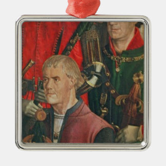 Panel of the Knights Christmas Ornament