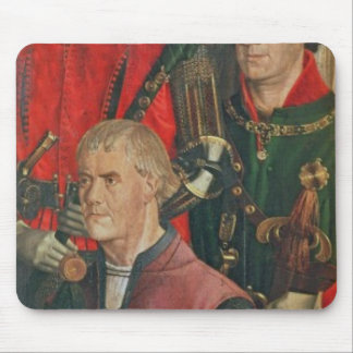 Panel of the Knights Mouse Mat