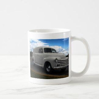 Panel Truck 1 Basic White Mug