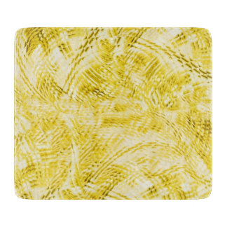 Paneled Gold Cutting Boards