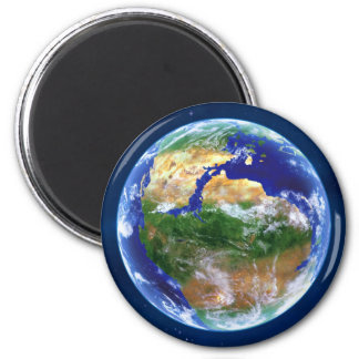 Pangaea 200 my 6 cm round magnet