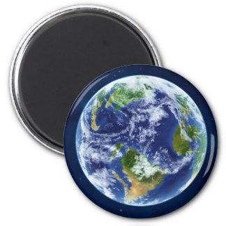 Pangaea 67my 6 cm round magnet