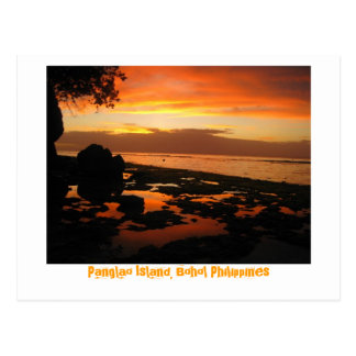 Panglao Island Bohol Philippines Postcards