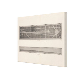 Panhandle extension, San Francisco Canvas Print