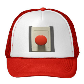 Panic Button Cap Mesh Hat