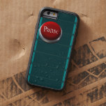 Panic button iPhone 6 case