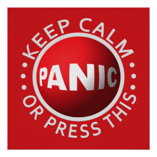 Panic Button poster