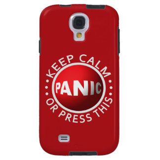 Panic Button Samsung case