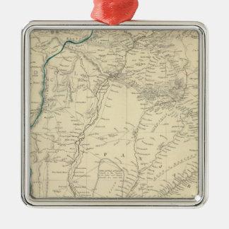 Panjab, Afghanistan, Kashmeer, Sinde Christmas Ornament