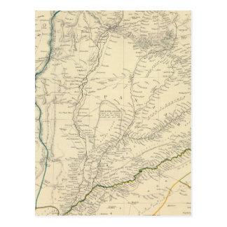 Panjab, Afghanistan, Kashmeer, Sinde Postcard