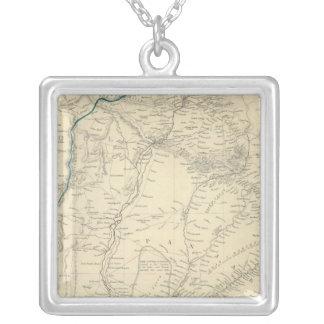 Panjab, Afghanistan, Kashmeer, Sinde Silver Plated Necklace
