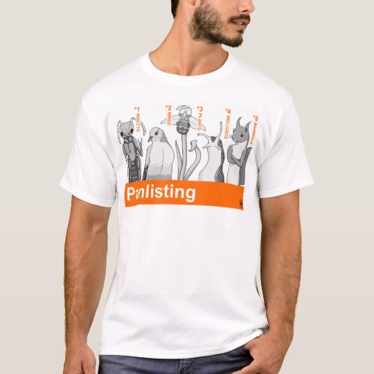 Panlisting T-Shirt