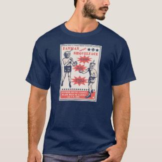 Panman v. Shovelface T-Shirt