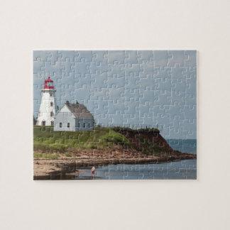 Panmure Island, Prince Edward Island. Panmure Jigsaw Puzzle