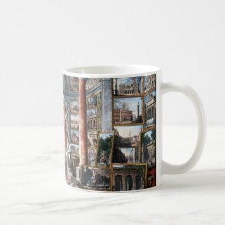 Pannini - Gallery of Views of Modern Rome Coffee Mug