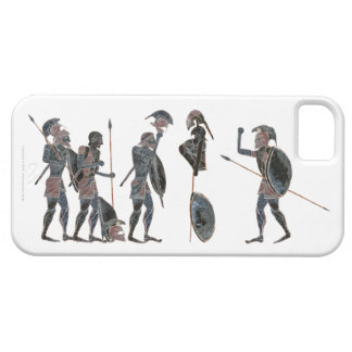Panoply - Ancient Greek Hoplites Celebrating iPhone 5 Covers