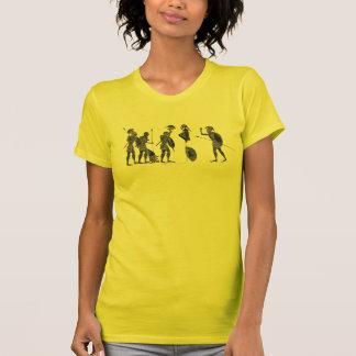 Panoply - Ancient Greek hoplites celebrating T-Shirt