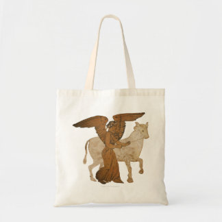 Panoply - Nike with Bull Tote Bag