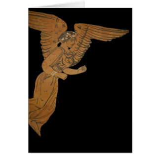 Panoply - The Greek goddess Nike Card