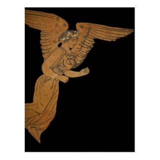 Panoply - The Greek goddess Nike Postcard