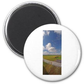Panorama46 Cottonwood CA Fridge Magnet