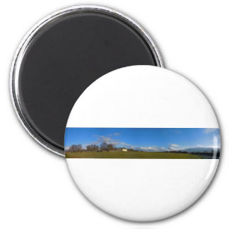 Panorama 3 fridge magnet