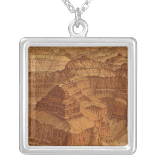 Panorama from Point Sublime Silver Plated Necklace