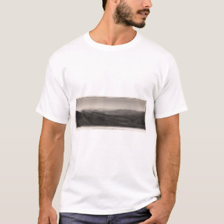 Panorama from Twin Peaks west to the sea T-Shirt