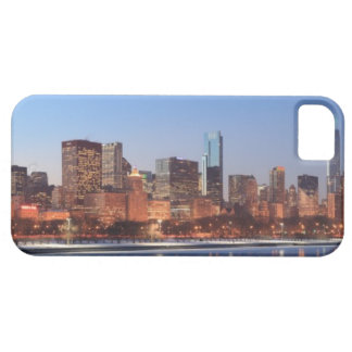 Panorama of Chicago, Illinois across Lake iPhone 5 Case