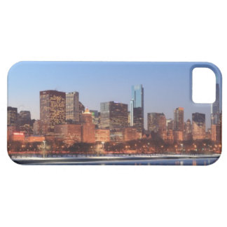 Panorama of Chicago, Illinois across Lake iPhone 5 Cases