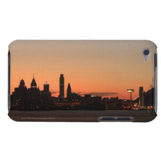 Panorama of Philadelphia, Pennsylvania Barely There iPod Cases