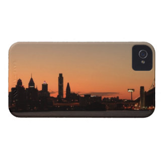 Panorama of Philadelphia, Pennsylvania iPhone 4 Case-Mate Case
