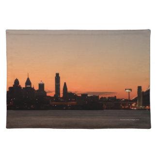 Panorama of Philadelphia, Pennsylvania Placemat