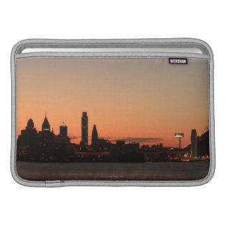Panorama of Philadelphia, Pennsylvania Sleeve For MacBook Air