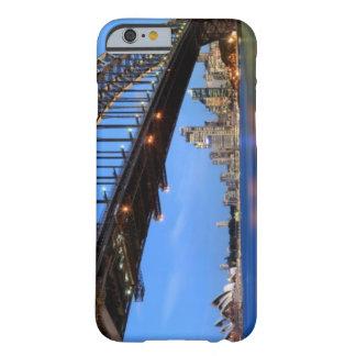 Panorama of Sydney Harbour Bridge, Sydney Opera Barely There iPhone 6 Case